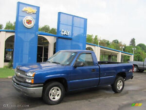 Parting out Silverado 1500 Pickup Truck