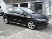 2009 HONDA CIVIC TYPE S TIDY CAR, DRIVES WELL