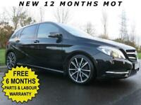 2013 MERCEDES - BENZ B180 CDI *** SPORT EDITION *** 1 OWNER / F.S.H / STUNNING