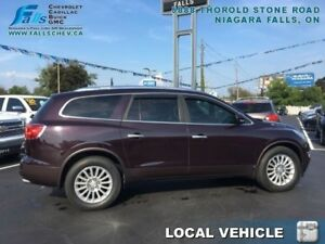 2009 Buick Enclave CXL  POWER LIFTGATE,LEATHER,DUAL PANO ROOF,ME