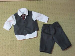 Infant Boys Suit - 0-3 months