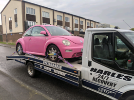 Car Recovery Harles Recovery 24/7 accident breakdown recovery service