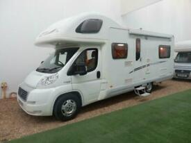 SWIFT SUNDANCE 630L / 6 BERTH + 6 TRAVELLING BELTS / CAMPERVAN MOTORHOME