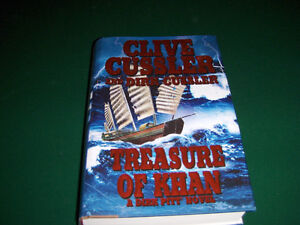 Clive Cussler - The Treasure of Khan
