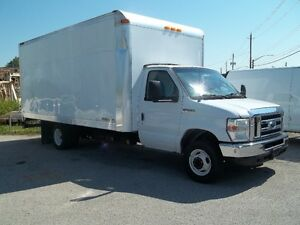 2008 Ford E-Series Van cube van Other