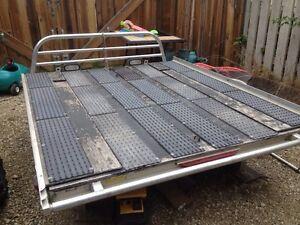 Marathon sled deck for sale Strathcona County Edmonton Area image 2