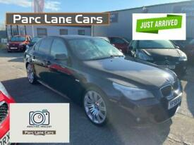 image for 2009 BMW 5 SERIES 535D M SPORT STEP AUTO ** 8500 OF FACTORY EXTRAS ** 3 Auto Sal