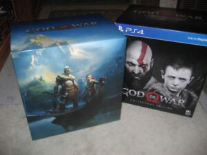PS4 - God of War BOX ONLY