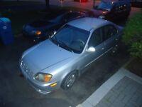 2004 Hyundai Accent 4 PORTES Berline