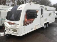 ☆ 2013/14 BAILEY UNICORN CARTAGENA ☆ LUXURY TWIN AXLE TOURING CARAVAN ☆