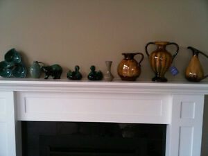 Blue Mountain Pottery Lot