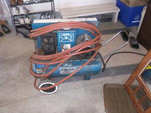 air compressor works good but tank leaks Kitchener / Waterloo Kitchener Area image 1