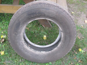 GOOD YEAR TIRE  225 / 75/ R16  , RADIAL TIRE , GOOD FOR SPARE Cambridge Kitchener Area image 2