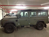 1994 Land Rover Defender Other 110 diesel right hand driving