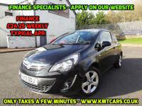 2013 Vauxhall Corsa 1.2i 16v (85ps) (a/c) SXi - ONLY 16000MLS - KMT Cars