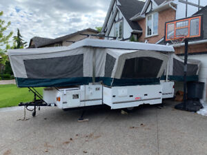 Beautiful Pop-up Coleman Tent Trailer ***PRICED TO SELL!***