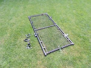 Commerical Quality Manual Gate**Best Offer**