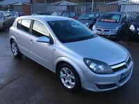 Vauxhall/Opel Astra 1.6i 16v SXi 2004/54 ONLY 126K NOVEMBER 17 MOT