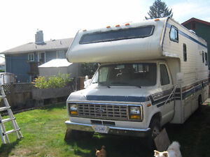 Motor Home Campbell River Comox Valley Area image 3