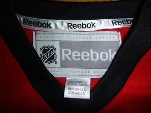 Chandail de hockey pour enfant des Blackhawks de Chicago Saguenay Saguenay-Lac-Saint-Jean image 3