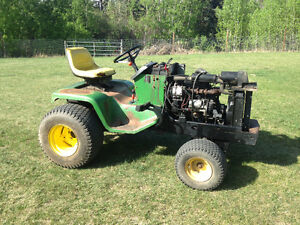 John Deere 430 hood lawn tractor Looking for a hood for a JD 430