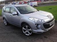2008 Peugeot 4007 2.2HDi SE- FSH - 2 Keys- New MOT - 138000 Miles