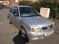 NISSAN MICRA 1.0 3DR 2001