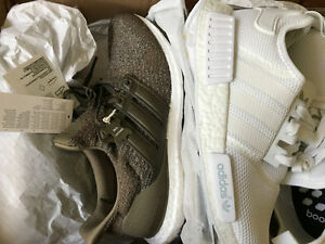 Wanted: Yeezy Zebra 9.5 for Ultra Boost Olive 9 & White NMD 8.5