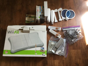 Wii System, Games, Accessories