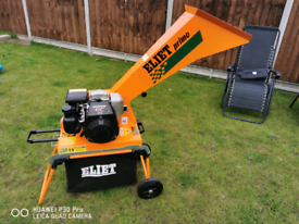 Eliet Primo Petrol Garden Shredder