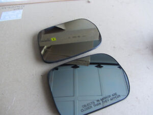 Acura Mdx 2002-2006 Door Mirror Glass Heated Passenger Driver