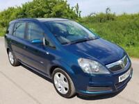 Vauxhall/Opel Zafira 1.6i 16v Club