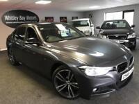2016 BMW 3 Series 3.0 335d M Sport Sport Auto xDrive (s/s) 4dr