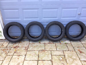 Continental Snow Tires 205/50R17