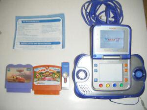 Vtech V.smile Cyber Pocket  Learning System for sale
