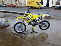 Swap for quad or sale2009 Suzuki rm85 big wheel