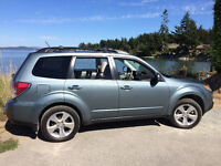 $19,000 - 2009 Subaru Forester Touring - 49K