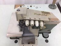 Industrial Overlocker Sewing Machine