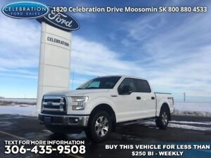 2016 Ford F-150 XLT  Low KMS, Celebration Certified!
