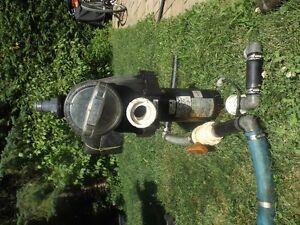 pompe pour piscine creusee Gatineau Ottawa / Gatineau Area image 2