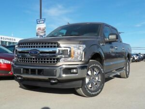 2018 Ford F-150 XLT 2.7L V6 ECO 302A