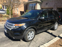 2012 Ford Explorer Base SUV, Crossover 7 Passenger 18900