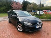 2013 Volkswagen Golf 1.6 TDI SE (s/s) 5dr Hatchback Diesel Manual