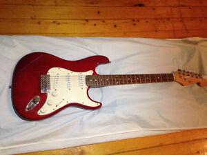 Guitare électrique gk 120$ négo Saint-Hyacinthe Québec image 1