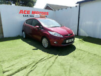 2011 FORD FIESTA 1.4 TITANIUM 5 DOOR ONLY 53000 WITH FULL SERVICE HISTORY