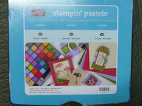Scrapbooking Pastels from Stampin'Up