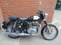2017 (17) ROYAL ENFIELD BULLET CLASSIC EFi - ONLY 86 MILES