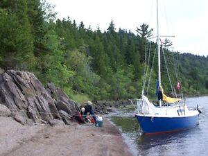REDUCED, 23 ft Sail Boat