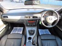 2011 BMW 3 SERIES 320D M SPORT 6 SPEED MANUAL CABRIOLET 2.0 DIESEL CONVERTIBLE