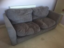 Sofa in grey from Next